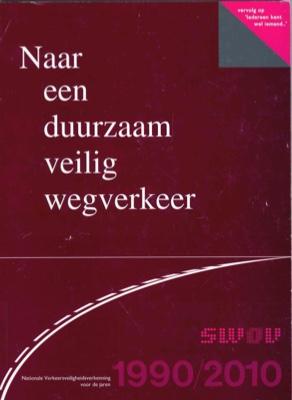 Naar een Duurzaam Veilig Wegverkeer <br /><br />(1992) icon