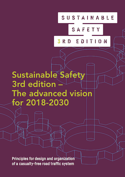 Sustainable Safety 3rd edition: the advanced vision for 2018-2030 icon